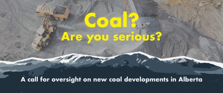 Coal Campaign Banner