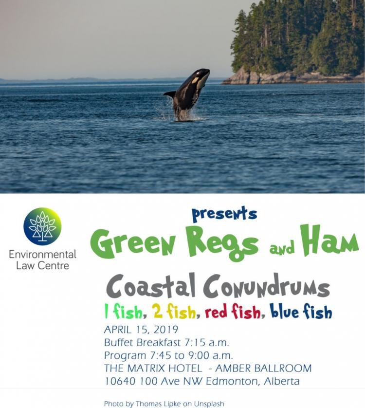 Green Regs and Ham: Coastal Conundrums Poster