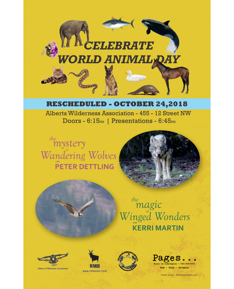 World Animal Day Poster