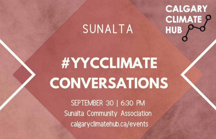 #YYCClimate Conversations
