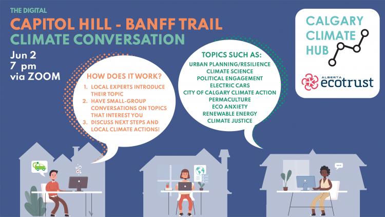 Climate Conversation Poster