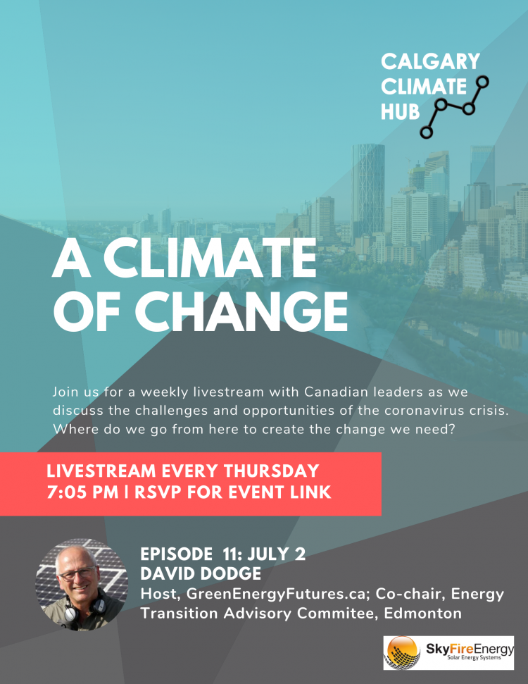 A Climate of Change Poster