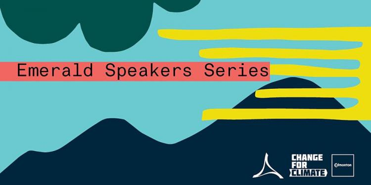 Emerald Speakers Series Banner