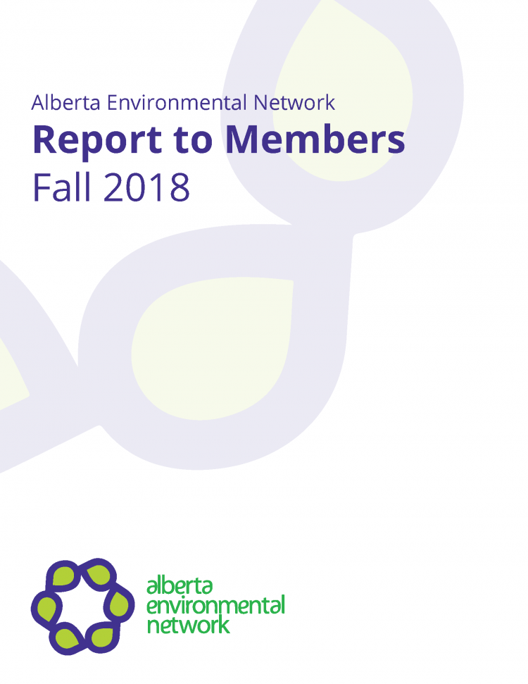 Report to Members Cover